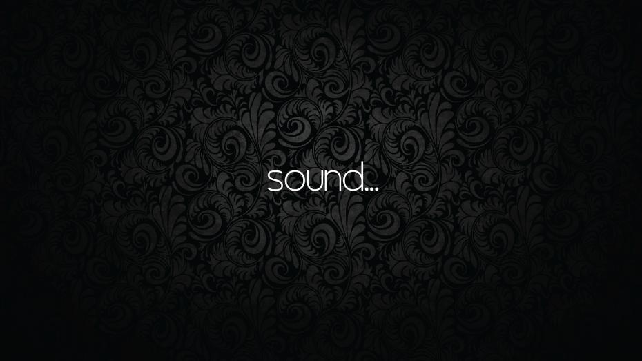 sound.